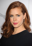 Amy Adams's warm red color has added dimension with the help of highlights and lowlights.