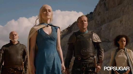 The Next Badass Move From Daenerys