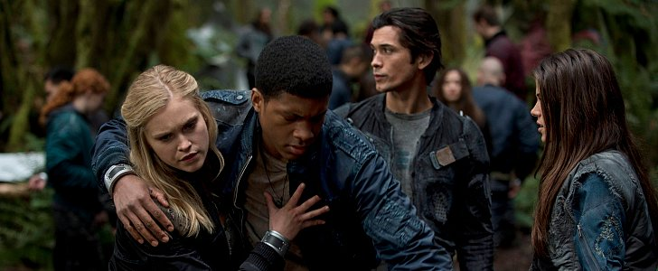"The CW's Latest Young Adult Saga Promises ""A Love Octagon"""