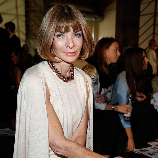 MET Costume Institute Renamed As Anna Wintour Costume Center