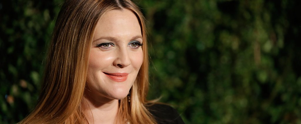 Drew Barrymore Gives Us a Lesson in Color Theory