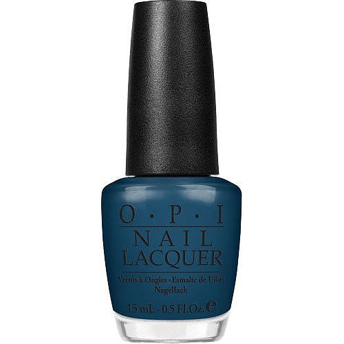 OPI Ski Teal We Drop Polish