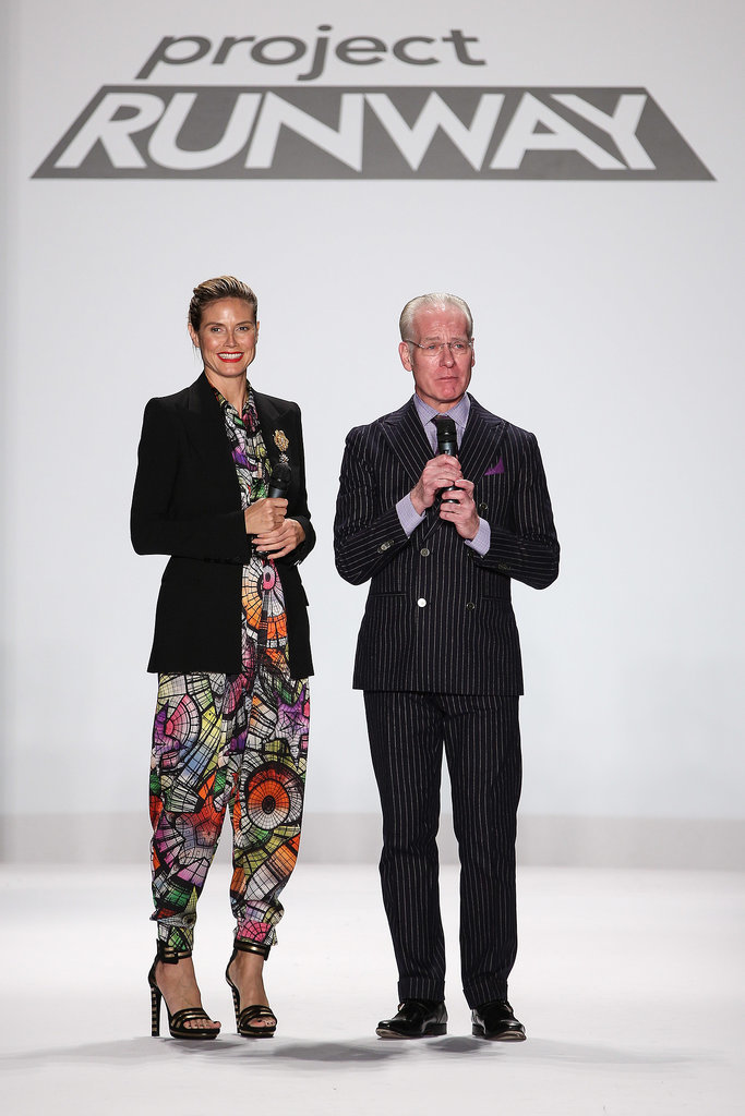On Whether Project Runway Will Ever Do Menswear