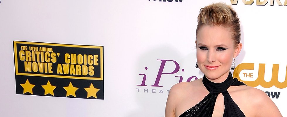 Are You Ready to Rock Kristen Bell's Bun For Your Next Date?