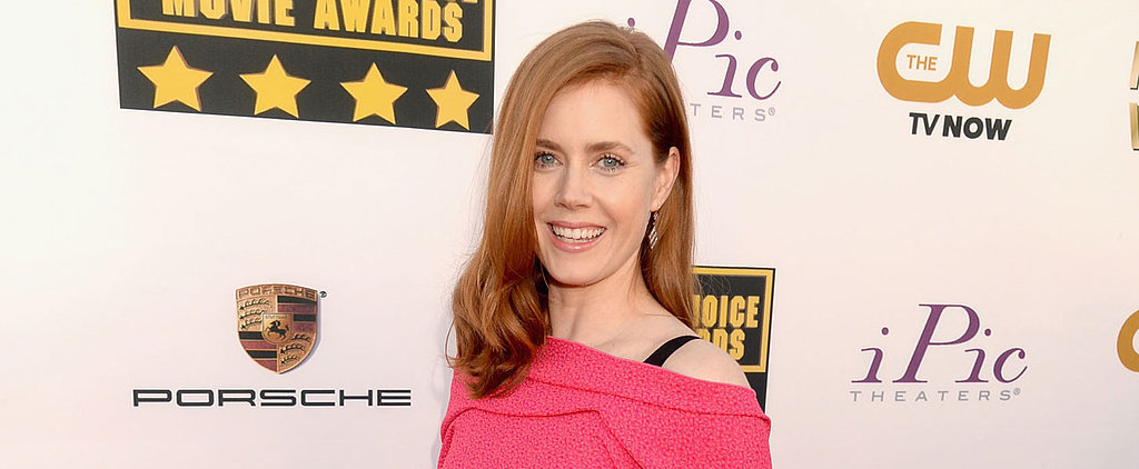 Can We Call Amy Adams the Prettiest in Pink?
