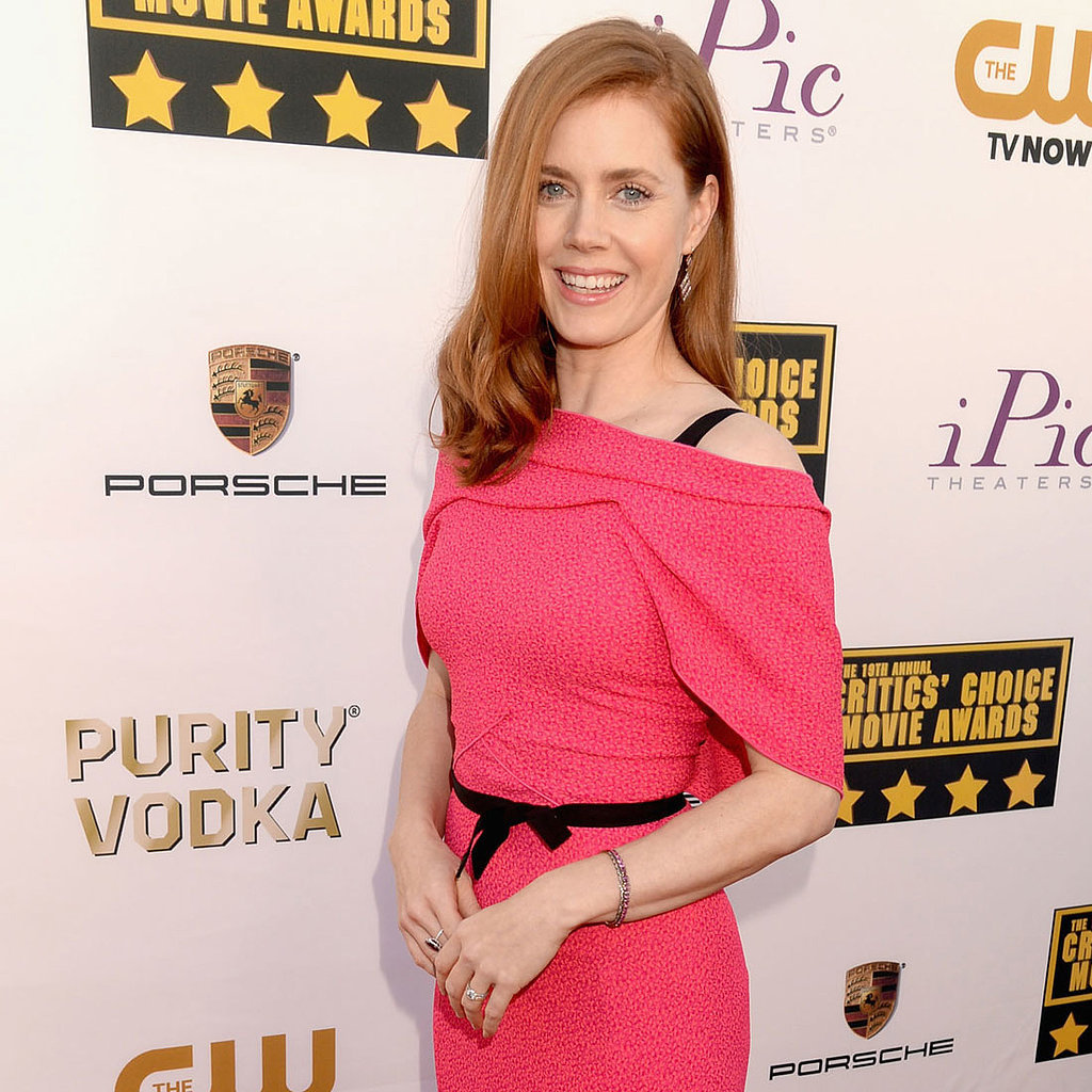 Amy Adams's Dress at Critics' Choice Awards 2014