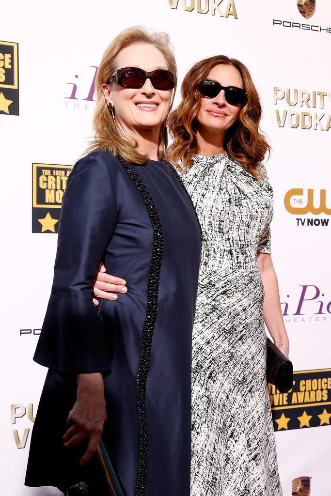 Julia Roberts and Meryl Streep Are Cooler Than All of Us