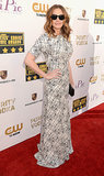 Julia Roberts at the Critics' Choice Awards 2014