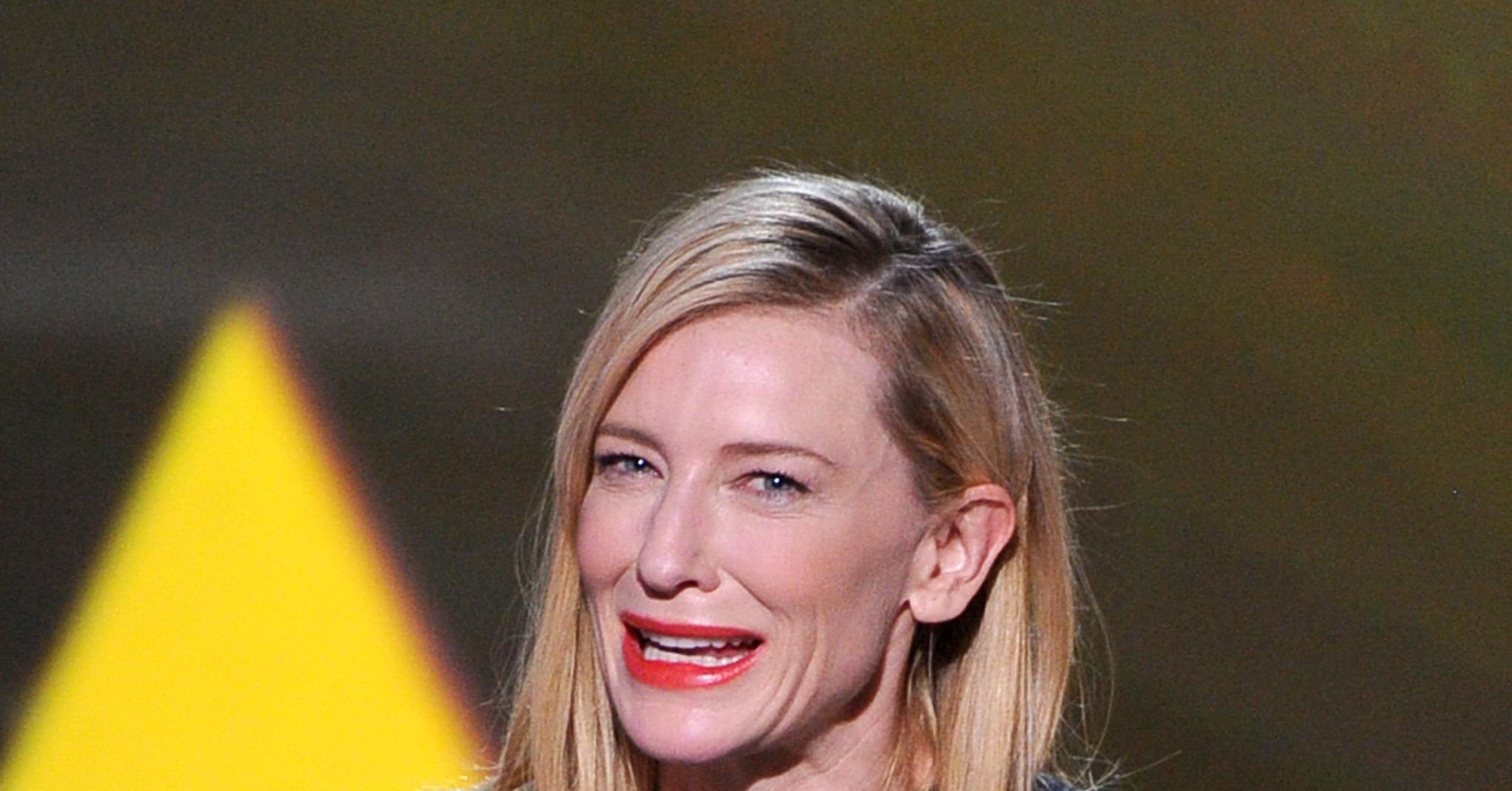 Cate Blanchett | The B... Cate Blanchett