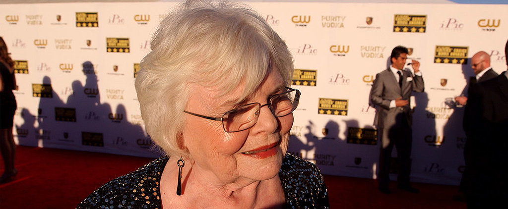 "Oscar Nominee June Squibb on Joining Girls and the ""In-Control"" Lena Dunham"