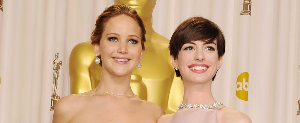 Speed Read: Why Jennifer Lawrence Should Thank Anne Hathaway
