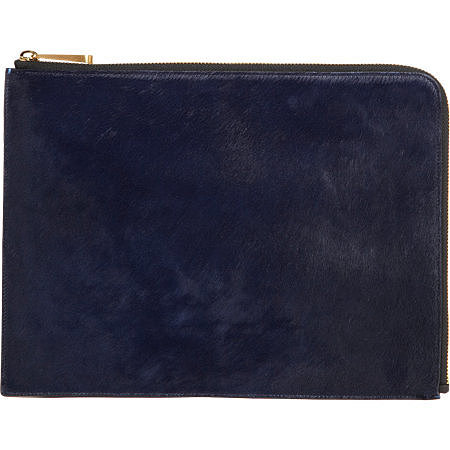 Smythson Ponyhair Large Eliot Travel Pouch ($369, originally $615)
