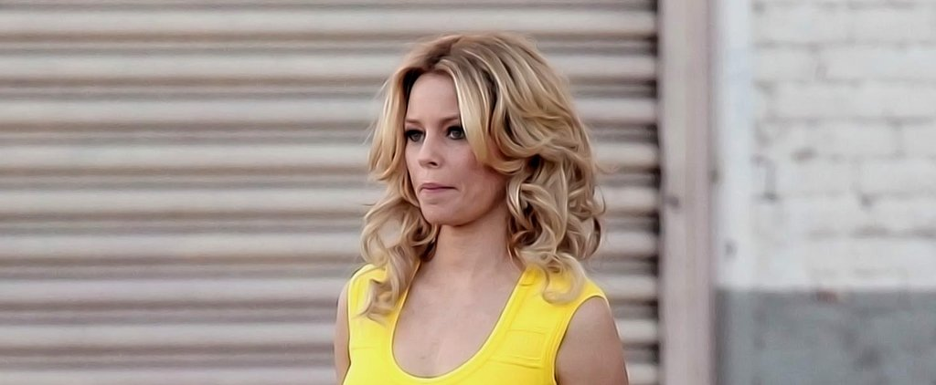 Elizabeth Banks Has the Best and Worst Walk of Shame Ever
