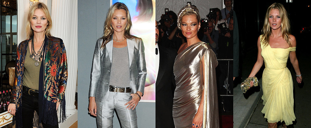 40 Reasons Why Kate Moss Is an Unstoppable Fashion Force