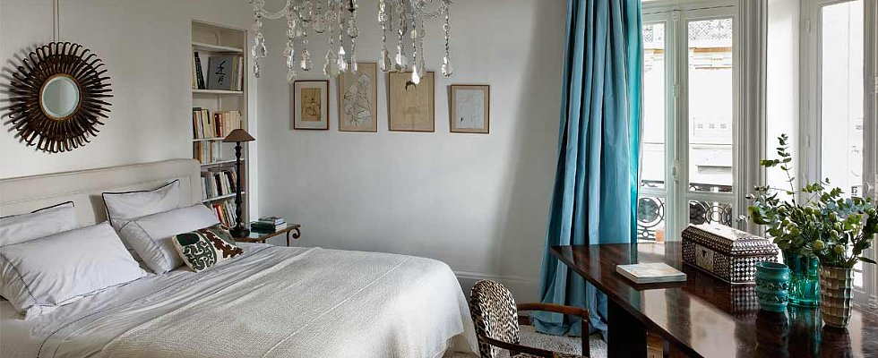 Tour This Elle Decoration Editor's Paris Flat