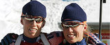 You Won't Believe What This Olympic Biathlete Did For Her Twin