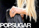 Get a Closer Look at Ashlee Simpson's Engagement Ring!