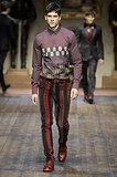 Dolce & Gabbana Men's Fall 2014