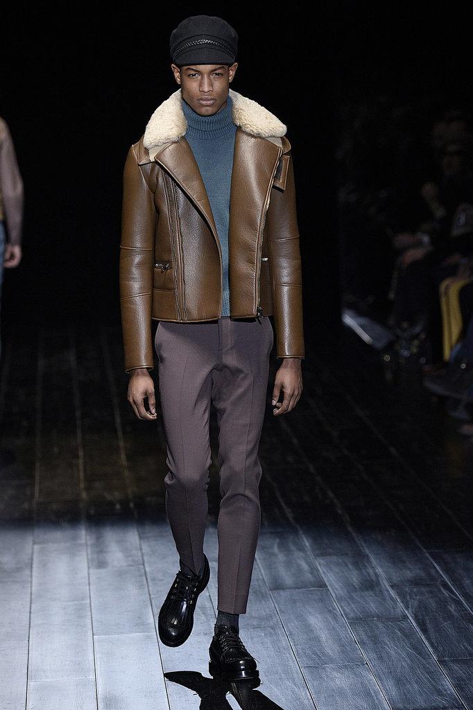 Gucci Men's Fall 2014