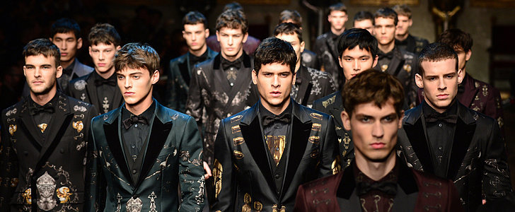 Boy Oh Boy: The Best Looks From the Fall 2014 Men's Shows