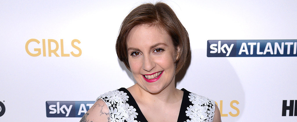 Lena Dunham Feels Like an Outsider in Hollywood