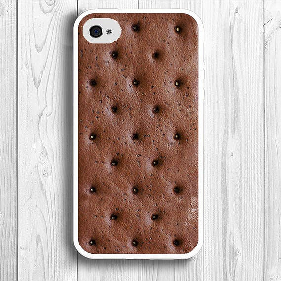 You'll want to rock this ice cream sandwich iPhone cover ($10) even in the Winter.