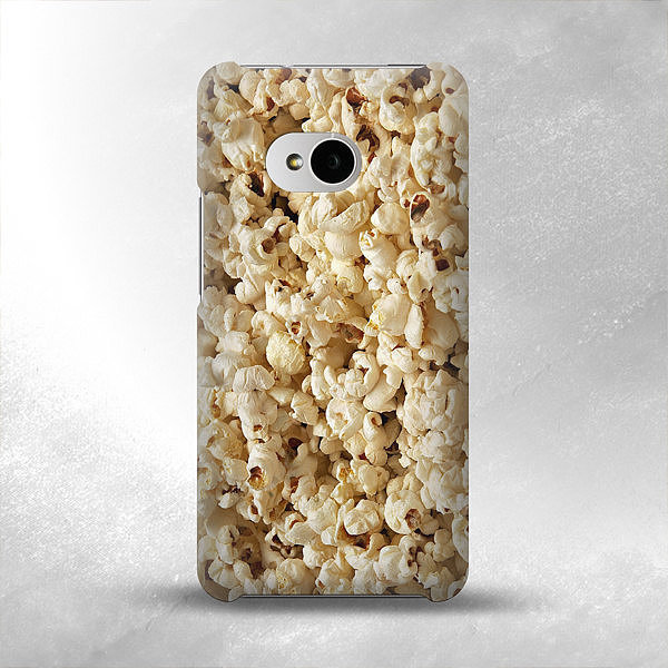 Don't you just want to reach out and touch this HTC popcorn phone case ($20)?