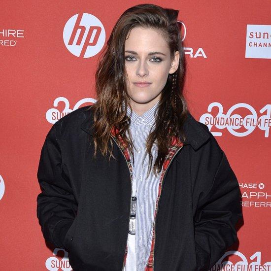Kristen Stewart At 2014 Sundance Film Festival