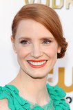 See (and Pin) Every Angle of Jessica Chastain's Braided Updo