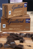 Guittard Chocolate Company 100 Percent Cacao Unsweetened Baking Bars