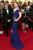Amy Adams Travels Back in Time For the SAG Awards