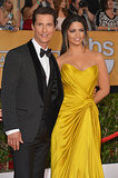Matthew McConaughey hit the red carpet with his wife, Camila Alves.