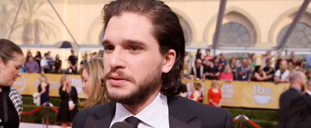 "Kit Harington Reveals What ""Always Annoys"" Him About Award Season Afterparties"