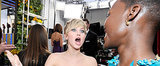 Like the Rest of Us, Jennifer Lawrence Loves Lupita Nyong'o