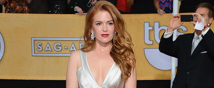 Should Isla Fisher's Look Be Nominated For an Award?