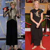 Emma Thompson's Shoes at SAG Awards 2014