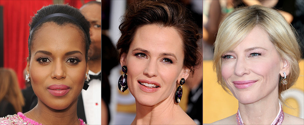 360 Degrees of Gorgeous Hair and Makeup From the SAG Awards