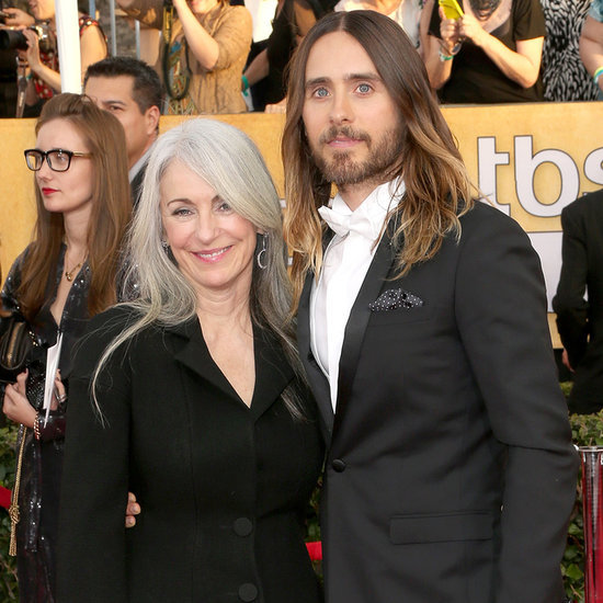 Celebrities With Family Members on Red Carpet