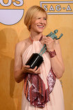 "Blue Jasmine's Cate Blanchett gripped her ""actor."""