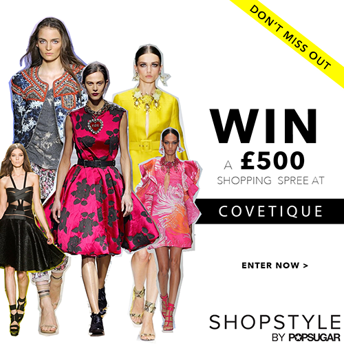 covetique shopstyle competition