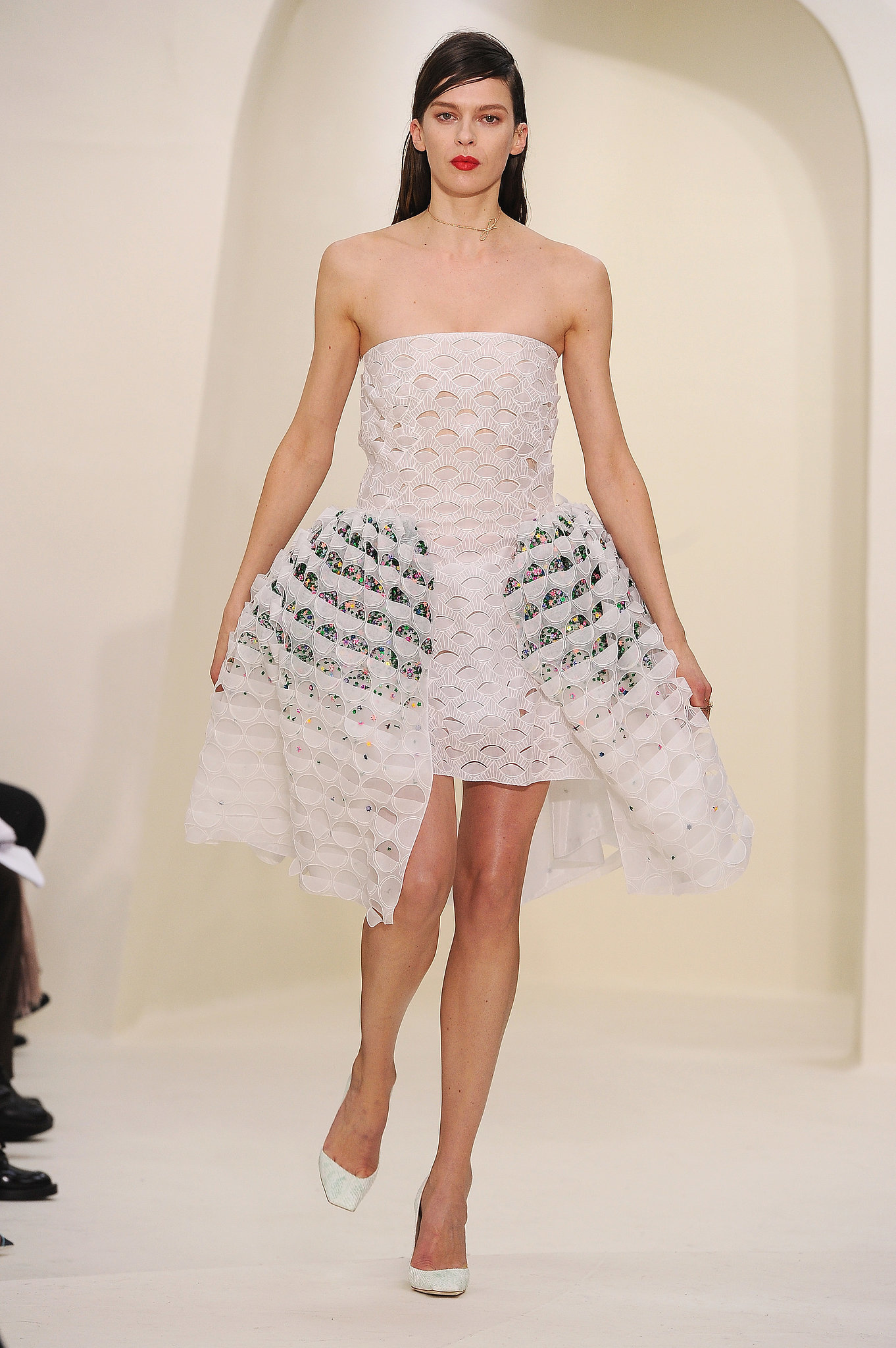 Christian Dior Haute Couture Spring 2014 | We Can See Right Through ...