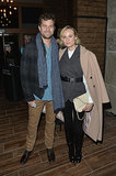 Josh and Diane looked cute and cosy at the Sundance Film Festival in Jan. 2014.