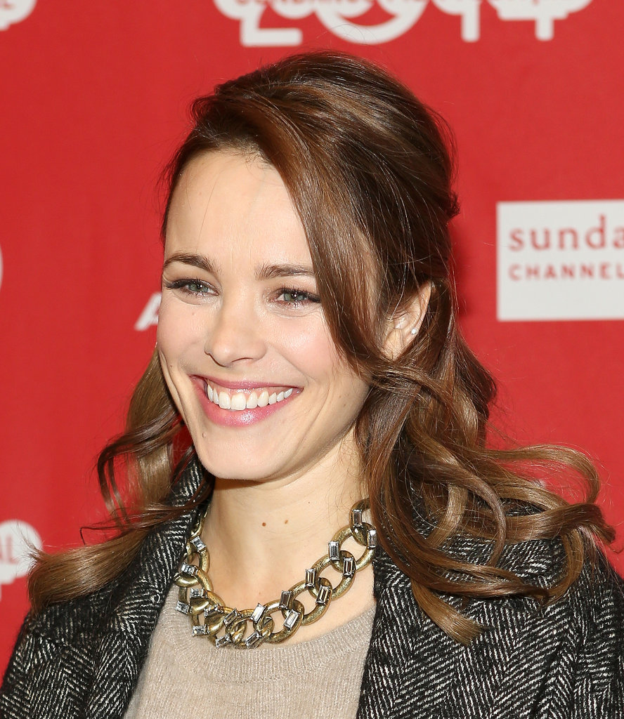 Rachel McAdams stole the show at her premiere for A Most Wanted Man on Sunday.