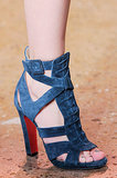 Summer Booties: Peter Som Spring 2014