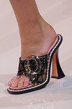 Mules: Rochas Spring 2014