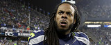 "Richard Sherman Calls His Outburst ""Immature"""