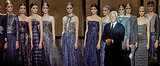Armani Privé Serves Up Professional Glamour For Spring 2014