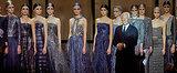 Armani Privé Serves Up Professional Glamour For Spring 2014