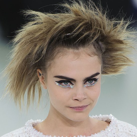 Chanel Hair and Makeup Spring 2014 | Haute Couture