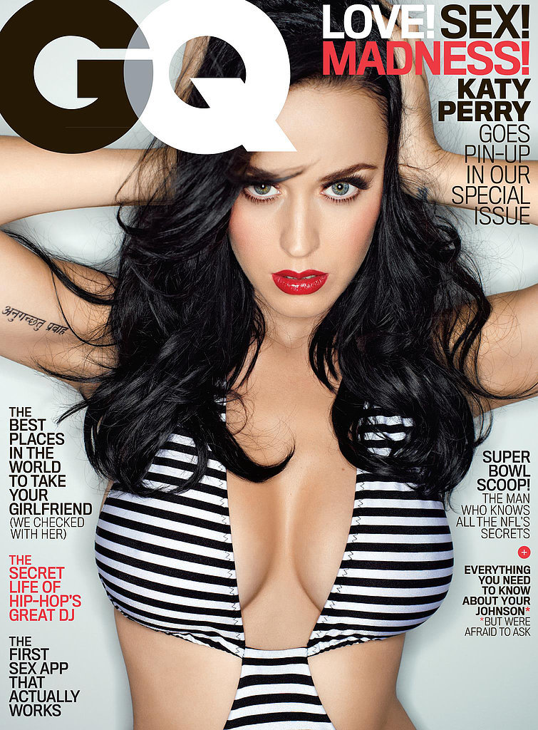 Katy Perry Finally Explains That Geisha Costume to GQ